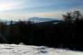panorama Tatr z Jaworzyny Krynickiej