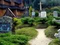 zabytkowy cmentarz w Karpaczu