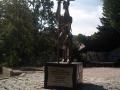pomnik Karkonosza w Szklarskiej Porębie