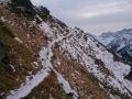graniowa ścieżka przez Goryczkowe Czuby