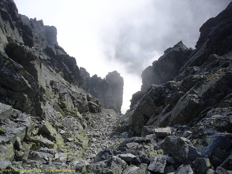 Huncowska przełęcz