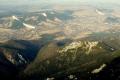 Sarnia Skała, Gubałówka i Zakopane widziane z Giewontu