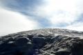 szczyt Nosala i niebo