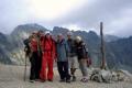 na Wyżniej Koprowej przełęczy