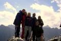 ekipa na Koprowym Wierchu
