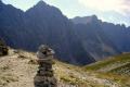 w stronę Szczyrbskiego szczytu