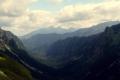 Dolina Roztoki i Tatry Bieslkie