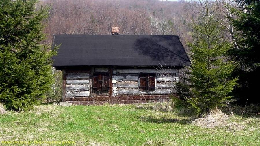 chata w Regetowie