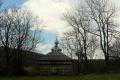 kaplica w miejscu dawnej łemkowskiej czasowni