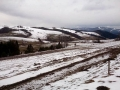 krajobraz górski Beskidu