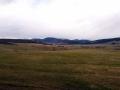 wiosenny widok na Beskidy