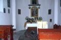wnetrze kościoła w Bielicznej