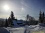 Łapsowa Koliba-Turbacz zimą