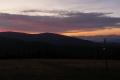 Pilsko o wschodzie słońca