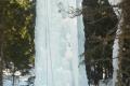 lodospad przy chacie Zamkowskiego
