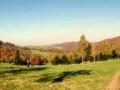 widoczek na przełęcz i szczyt Korbani