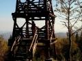 wieża widokowa na Korbani