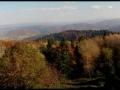 jesienna panorama Bieszczad