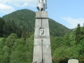 Pomnik Świerczewskiego, foto by portal twoje.bieszczady