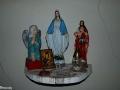 wnętrze kapliczki, foto by portal twoje.bieszczady
