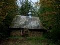kapliczka nad przełęcza Hyrcza, foto by portal twoje.bieszczady