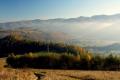 mgiełki nad Beskidem