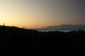 wschód słońca z przełęczy Knurowskiej