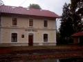 budynek stacji PKP Kasina