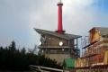 wieża radiowo-telewizyjna na Łysej Górze