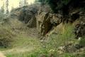 kamieniołom w dolinie