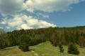 niebo nad Toporecką przełęczą
