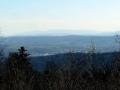 panorama Bardejowa i Slanskich Wierchów
