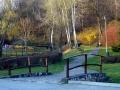 park zdrojowy w Bardejowskich Kupelach