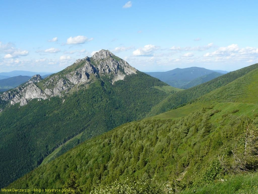 najpiękniejsza góra Słowacji