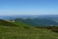 panorama z Chleba na Baraniarki, Krawiarskie i Sokolie