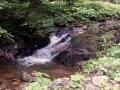 kaskady potoku Kur