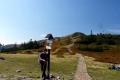 na Przełęczy Brona