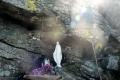 kapliczka maryjna pod szczytem Diablaka
