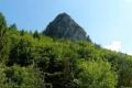 Sokolia skała w Sokoliej dolinie