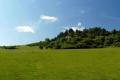 pejzaż Gór Czerchowskich