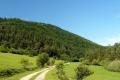 wejście do Sokoliej doliny