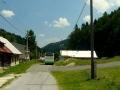 początek szlaku w Livovskiej Hucie