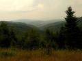 Lackowa, Busov i dolina Wilczego Potoku