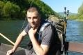 przeprawa tratwą przez Dunajec