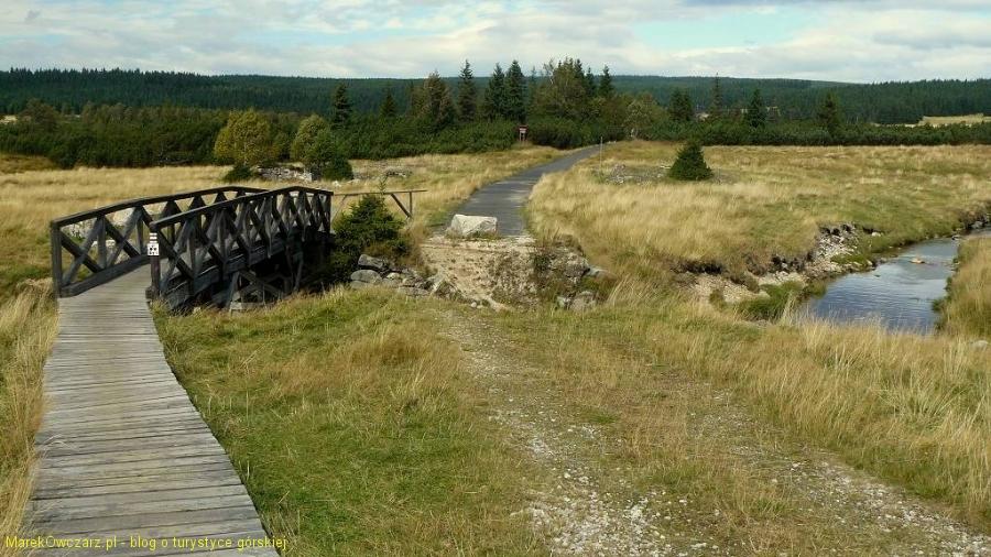 mostek na Jagnięcym potoku