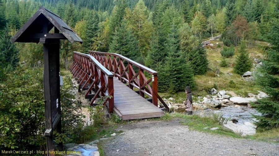mostek graniczny na Izerze