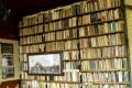 słynna biblioteka w schronisku