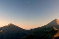 księżyc nad Pyszniańską przełęczą