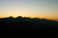 Tatry Zachodnie w ostatnich promykach słońca