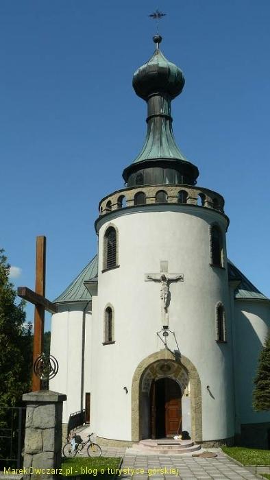 kościół w Klimkówce